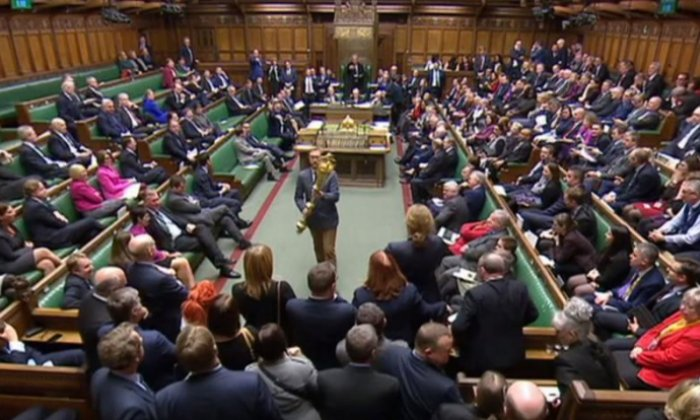Lloyd Russell-Moyle MP: It was worth losing a day's pay for lifting the mace to highlight this 'disgrace of undermining democracy'