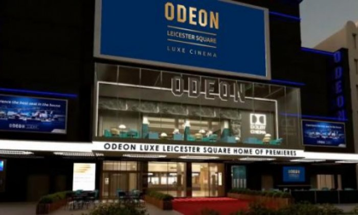 Odeon faces social media backlash over £40 cinema tickets