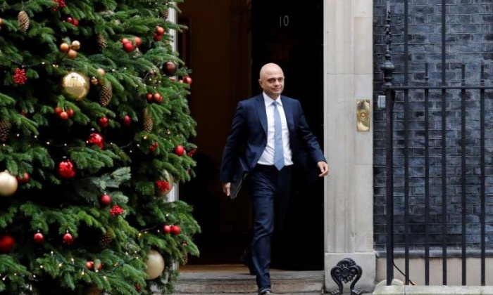 Sajid Javid pledges to cut immigration to 'sustainable' levels after Brexit