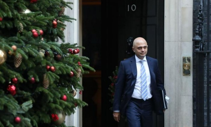 Home Secretary Sajid Javid declares a major incident after a series of migrant channel crossings over Christmas