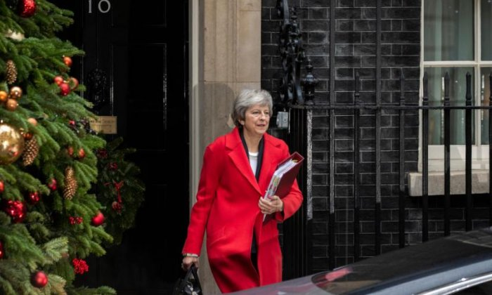 Gisela Stuart: This is Theresa May's 'last chance' to get a better Brexit deal from the EU