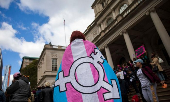 The Transgender debate: Toilets, self-identification and sharing public spaces