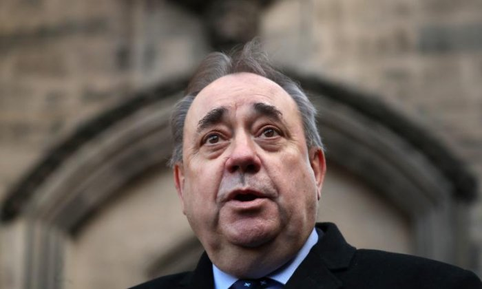 Alex Salmond wins sexual harassment inquiry case against Scottish government