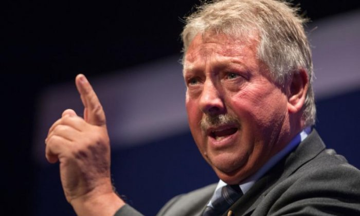 DUP's Sammy Wilson says a no deal Brexit would be better for Northern Ireland than a deal