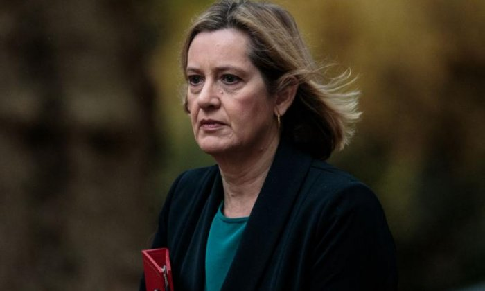 Amber Rudd warns Theresa May up to 40 MPs could quit if they can't vote to extend Article 50