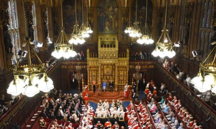 House of Lords described as 'a private members' club' amid increasing number of absent peers