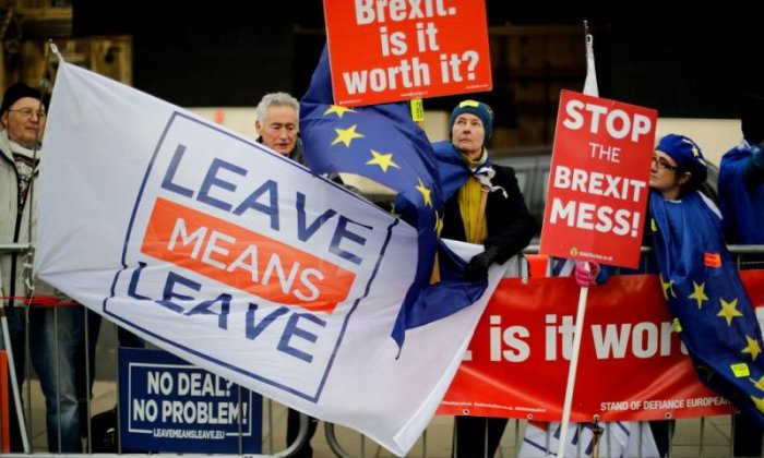 Stephen Kinnock MP: British politics must 'rediscover the lost art of compromise' for Brexit