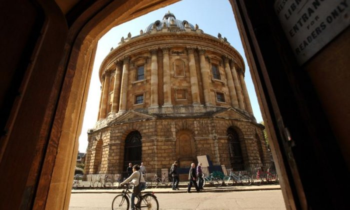 Oxford University ends women-only fellowship after ruling it breaches equality law