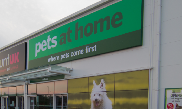 Pets at Home to spend £8m on stockpiling pet food