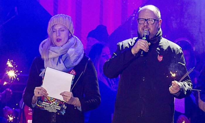 Polish mayor dies after being stabbed on stage at charity event