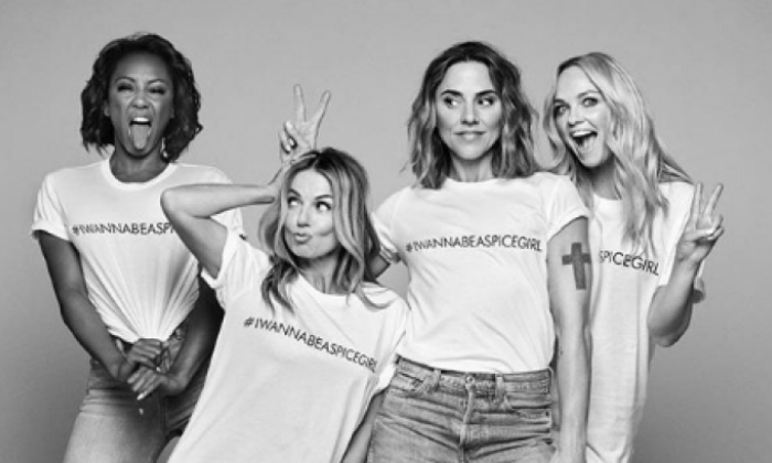 Workers 'paid 35p per hour' to make Spice Girls t-shirts