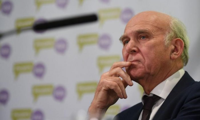 Vince Cable: 'Parliament can seize control' of the Brexit process