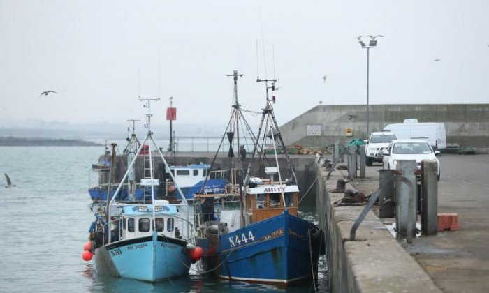 Northern Ireland fishing boats seized by Irish navy