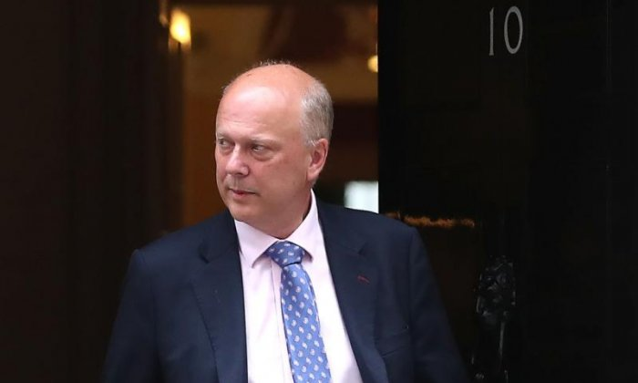Calais port chief says he does not want to see Transport Secretary Chris Grayling again