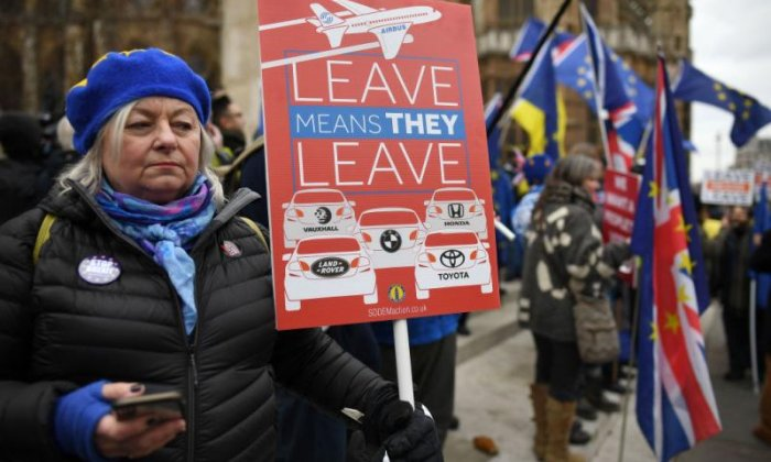 Workers 'nervous' to move jobs due to Brexit uncertainty, study finds