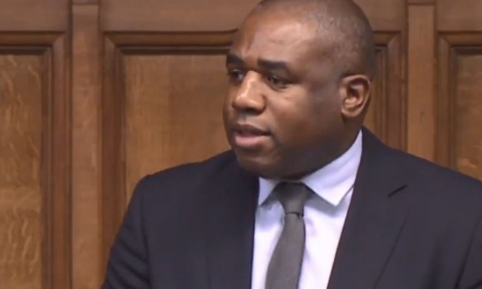 David Lammy calls Windrush scandal 'government's pandering to the far right'