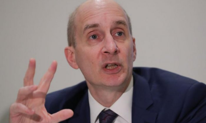 Lord Adonis: Theresa May 'behaved like an ostrich'