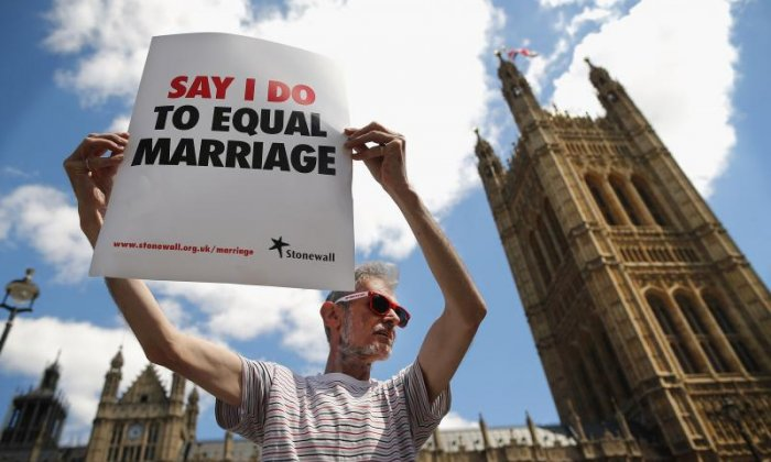 Lord Robert Hayward on same-sex marriage amendment: 'We can't wait forever for the Northern Irish Assembly'