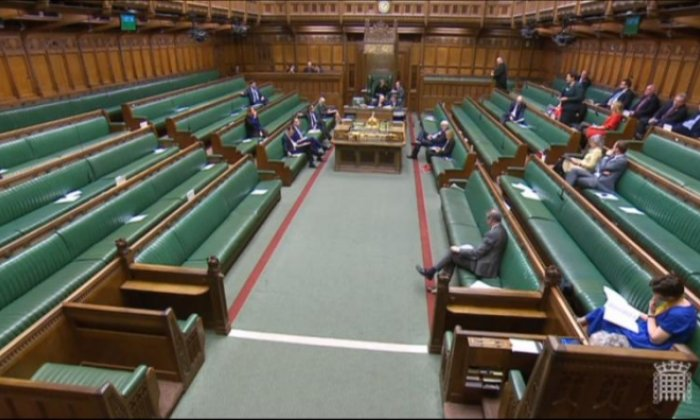 MPs receive pay rise taking salary to nearly £80,000