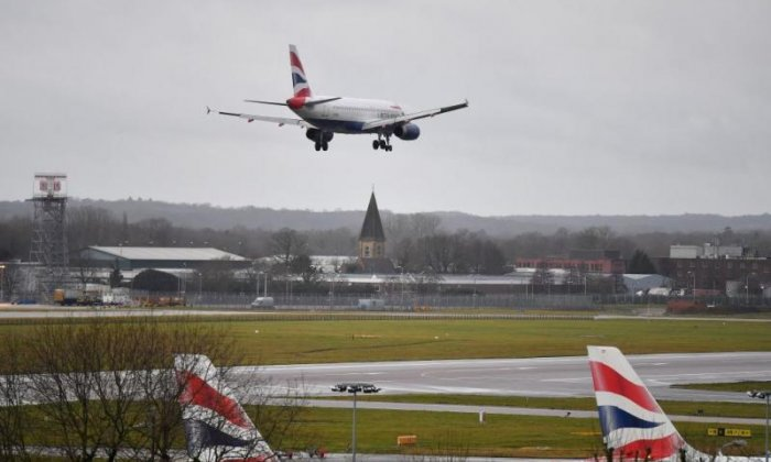 Flight lands in Edinburgh instead of Dusseldorf by mistake