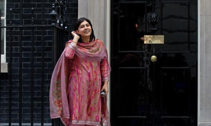 Baroness Warsi: 'I don't see my party wanting to be part of modern Britain'