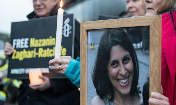 Nazanin Zaghari-Ratcliffe granted 'diplomatic protection'