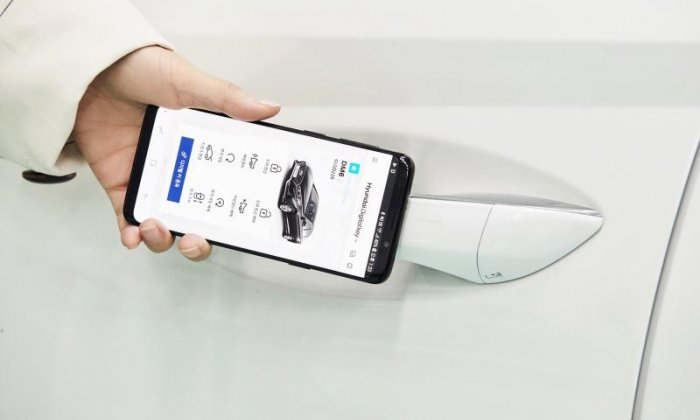 Hyundai creates app to unlock and control cars using your mobile phone