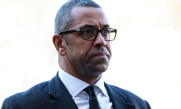 James Cleverly: 'It is unfortunate Diane-lovers' are focusing on 'coloured' comment