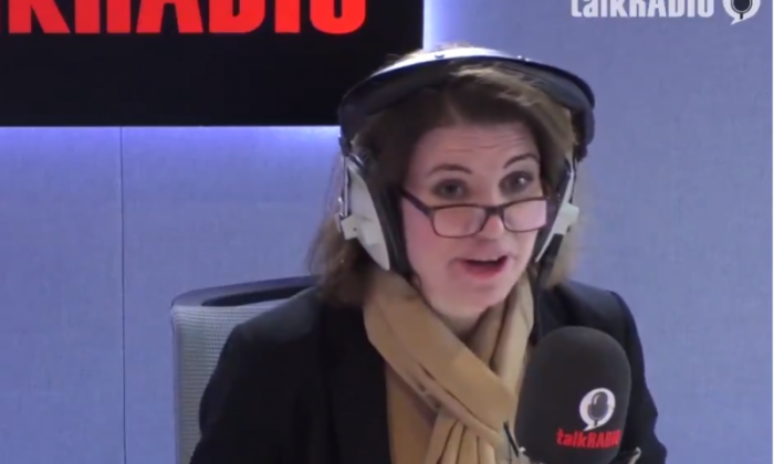 Julia Hartley-Brewer: 'We would do well not to call Amber Rudd a racist'