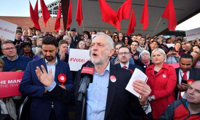 Momentum fined over £16k for breaches of electoral law