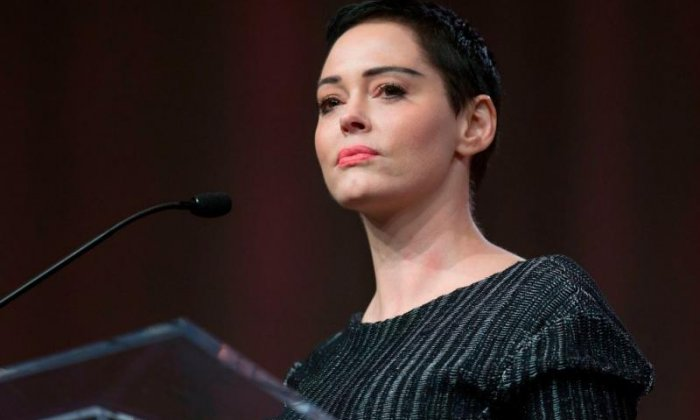 Rose McGowan: 'I despise people who abuse power'