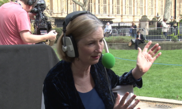Sarah Wollaston MP: 'I left the Conservatives because I was disgusted'