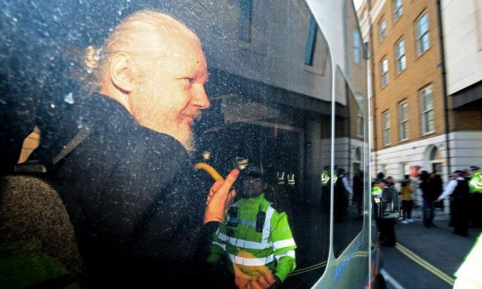 Peter Tatchell: 'Julian Assange published the truth'