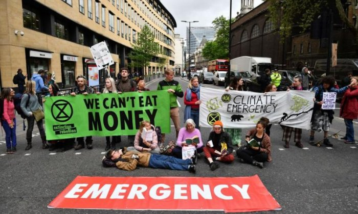 Labour 'not walking the talk' despite call for climate emergency