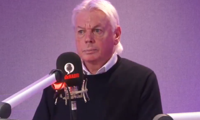 David Icke: 5G could have 'catastrophic effects on human health'