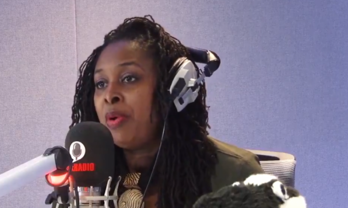 Dawn Butler defends David Lammy over Nazi party remark