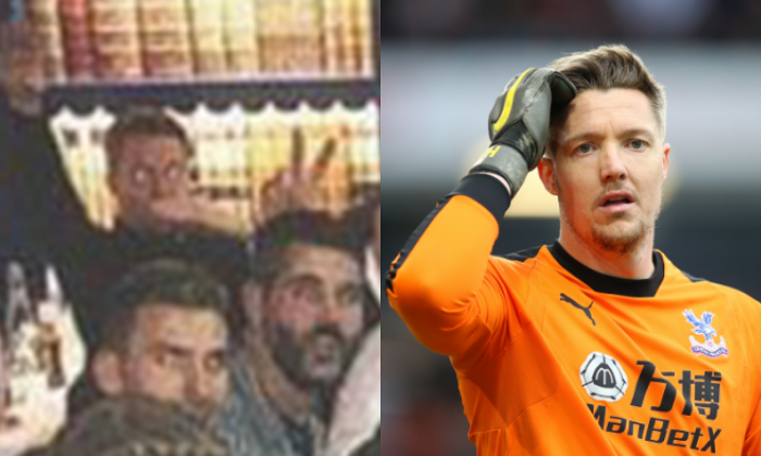 Nazi salute photo 'perpetuates myth footballers are stupid'