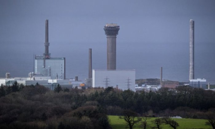 Sellafield nuclear plant fined £380k after worker contaminated