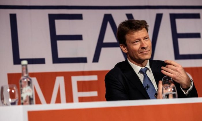 Richard Tice Leave Means Leave
