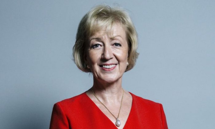 Andrea Leadsom resigns as Leader of the House of Commons