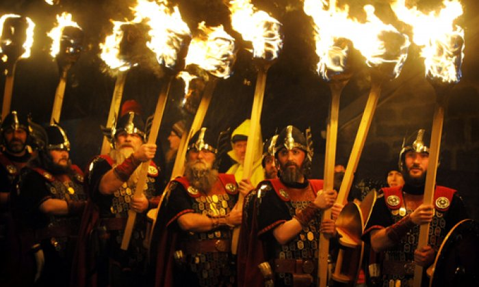 Campaigners fight for gender equal Viking festival