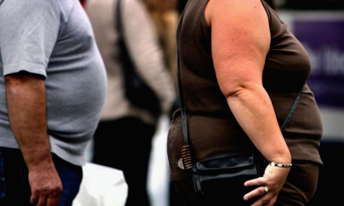 Obesity-related hospital admissions on the rise, says NHS