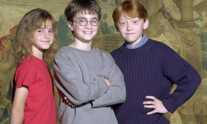 J.K. Rowling Releasing Four Brand New Harry Potter Books