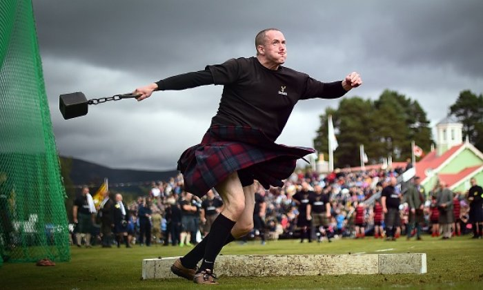 Diversity in Highland Games not financially motivated say officials