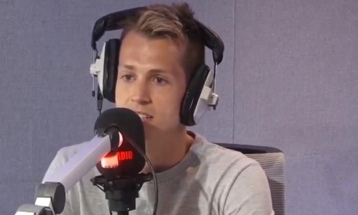 The Vamps' James McVey shares his struggles with body image