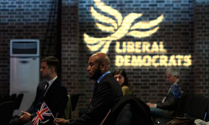 Ed Davey: 'The Liberal Democrats are back in business'