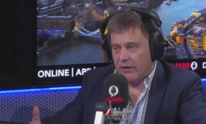 Andrew Bridgen: 'No one can find the off-button for the Maybot'