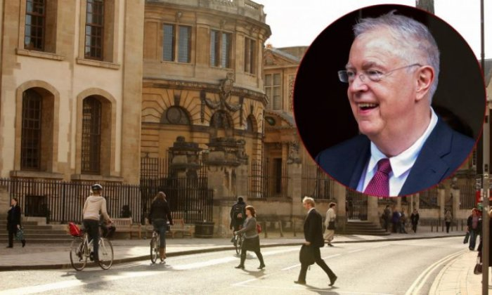 Oxford University can retire 'old' staff to boost diversity