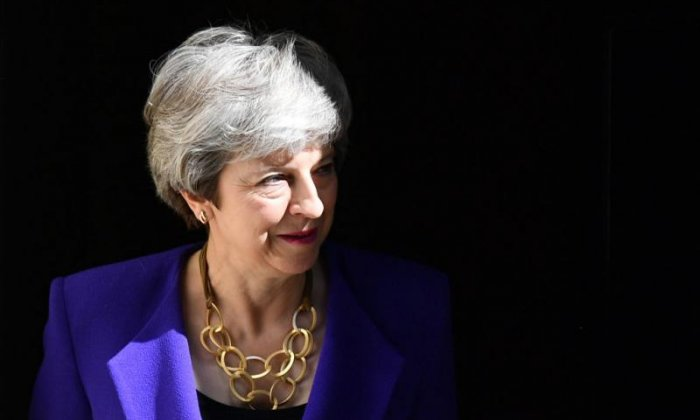 Theresa May has used Huawei leak 'to show leadership'