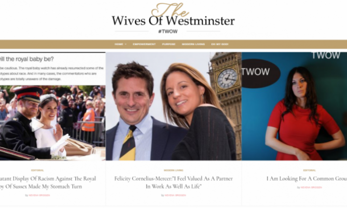 'The Wives of Westminster'